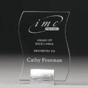 Glass Award GM102M - Trophy Land