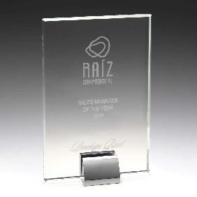 Glass Award GM151B - Trophy Land