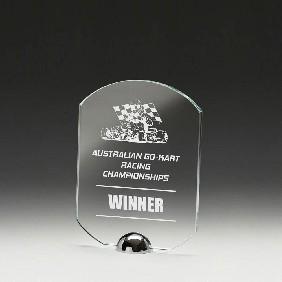 Glass Award GM659A - Trophy Land