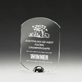 Glass Award GM659B - Trophy Land