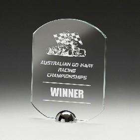 Glass Award GM659C - Trophy Land