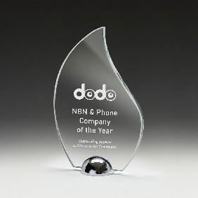 Glass Award GM660C - Trophy Land