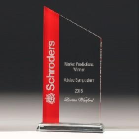 Glass Award GR342L - Trophy Land