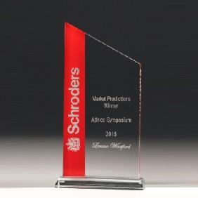 Glass Award GR342M - Trophy Land