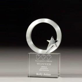 Crystal Award GS200M - Trophy Land