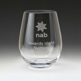 Glass Drinkware GS600 - Trophy Land