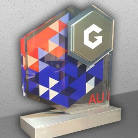 Custom Awards Gallery Gfinity Acrylic Award - Trophy Land
