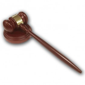 Achievement Trophy HT-GAVEL - Trophy Land