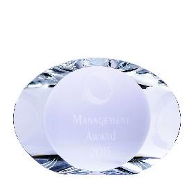 Crystal Award IC02B - Trophy Land