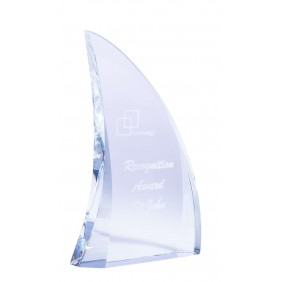 Crystal Award IC08B - Trophy Land