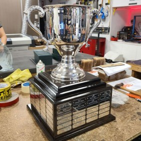 Engraving Gallery Ice Hockey Cup - Trophy Land