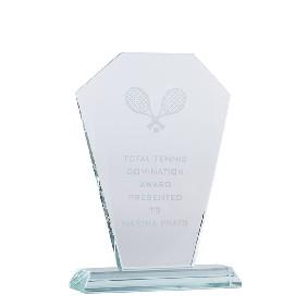 Glass Award JADE1B - Trophy Land