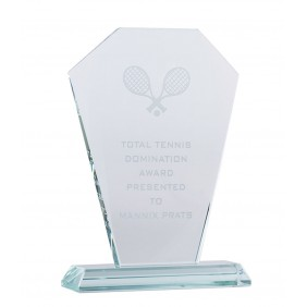 Glass Award JADE1C - Trophy Land
