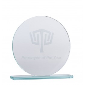Glass Award JADE3B - Trophy Land