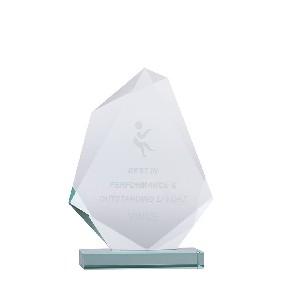 Glass Award JADE4A - Trophy Land