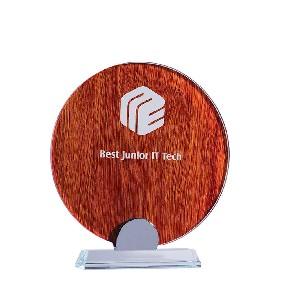 Glass Award JAR1A - Trophy Land