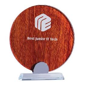 Glass Award JAR1C - Trophy Land