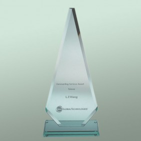 Glass Award JIP0044-L - Trophy Land