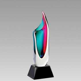 Colourful Abstract L-3 - Trophy Land