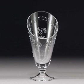 Glass Trophy Cups L203 - Trophy Land