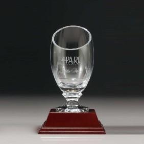 Glass Trophy Cups L461B - Trophy Land