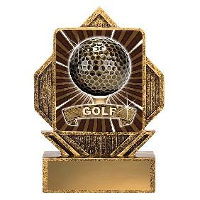 Golf Trophy LA009 - Trophy Land