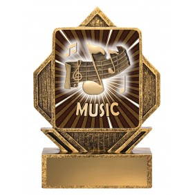 Music Trophy LA021 - Trophy Land