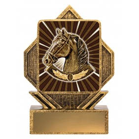 Equestrian Trophy LA035 - Trophy Land
