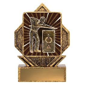 Snooker Trophy LA042 - Trophy Land