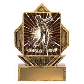Golf Trophy LA069 - Trophy Land