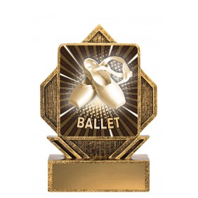 Dance Trophy LA323 - Trophy Land