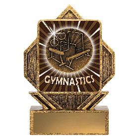 Gymnastics Trophy LA914 - Trophy Land