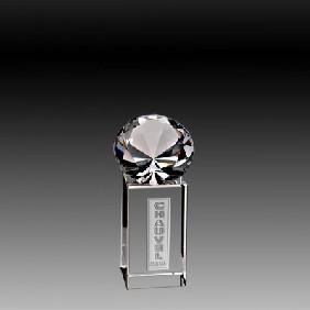 Crystal Award LC-1 - Trophy Land