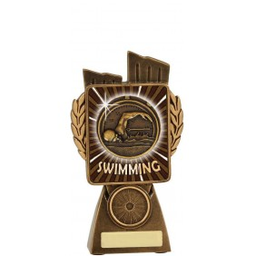 Swimming Trophy LR002A - Trophy Land
