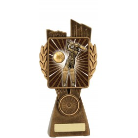 Cricket Trophy LR016B - Trophy Land
