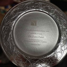 Engraving Gallery Laser Engraved Platter - Trophy Land