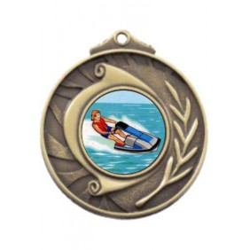 Watersports Medal M101-K142 - Trophy Land