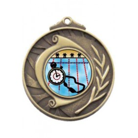 Swimming Medal M101-K165 - Trophy Land