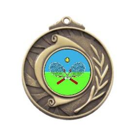 Tennis Medal M101-K172 - Trophy Land