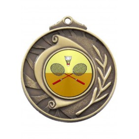 Badminton Medal M101-K23 - Trophy Land