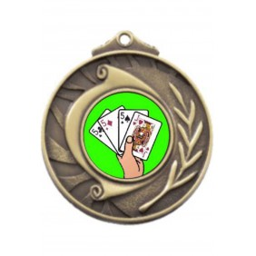 Cards Medal M101-K42 - Trophy Land