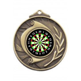 Darts Medal M101-K66 - Trophy Land