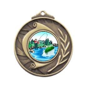 Fishing Medal M101-K76 - Trophy Land