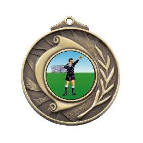 Football Medal M101-K85 - Trophy Land