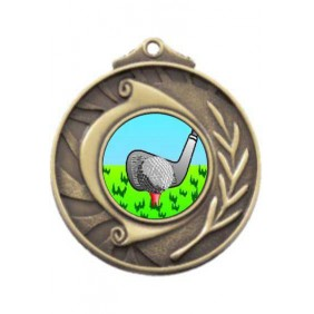Golf Medal M101-K88 - Trophy Land