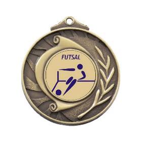 Futsal Medal M101-TLFutsal - Trophy Land