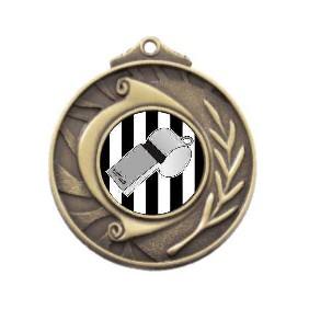 Referee Medal M101-TLRef2 - Trophy Land