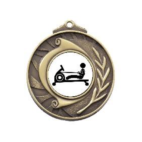 Exercise Medal M101-TLRowM - Trophy Land