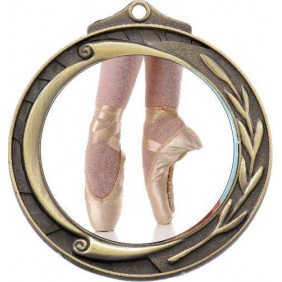 Dance Medal M102-C323 - Trophy Land