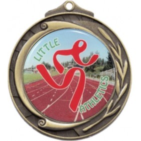 Athletics Medal M102-C472 - Trophy Land